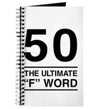 50 The Ultimate F Word Journal