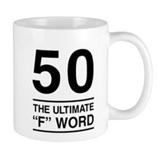 50 The Ultimate F Word Mugs