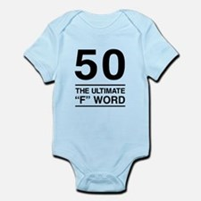 50 The Ultimate F Word Body Suit