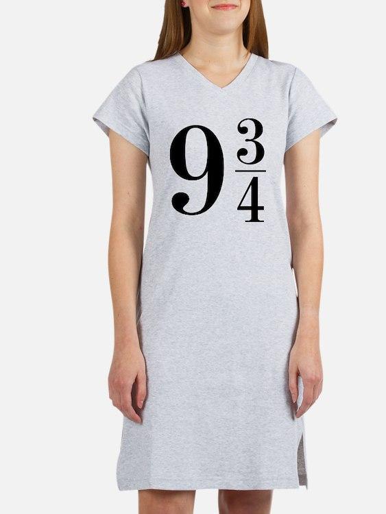 9 AND 3/4 Women's Nightshirt