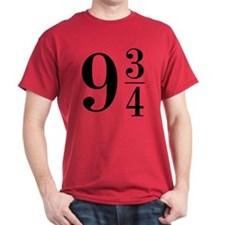 9 And 3/4 T-Shirt