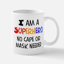 i am superhero Mug