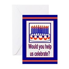 Celebrate the COAST GUARD Birthday? Cards (Pk o
