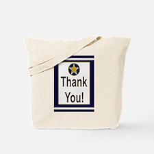 Happy Birthday U.S. Navy! Tote Bag