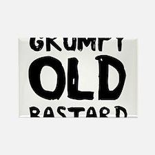 Grumpy Old Bastard Magnets