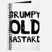 Grumpy Old Bastard Journal