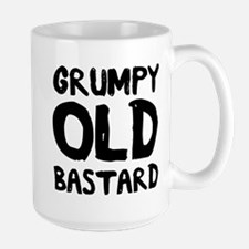 Grumpy Old Bastard Mugs