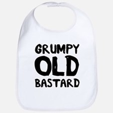 Grumpy Old Bastard Bib