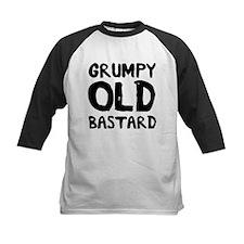 Grumpy Old Bastard Baseball Jersey
