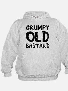 Grumpy Old Bastard Hoodie