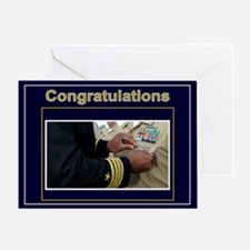Congratulations on Military Accomplishment Card