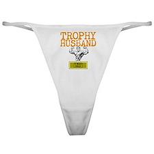 Trophy Husband Classic Thong
