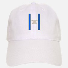 Air Force Retirement Congratul Baseball Baseball Cap
