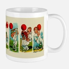 Cricket Players Mug