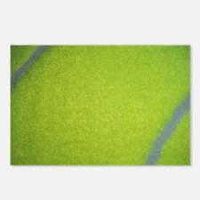 Tennis Ball Postcards (Package of 8)