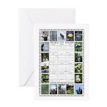 2015 Photo Calendar Greeting Cards