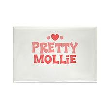 Mollie Rectangle Magnet