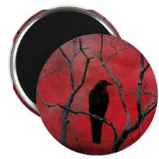 Unique Ravens Magnet