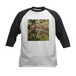 Merganser Family Baseball Jersey