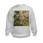 Merganser Family Sweatshirt
