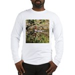 Merganser Family Long Sleeve T-Shirt