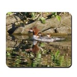 Merganser Family Mousepad