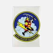 14th Fighter Squadron Magnets