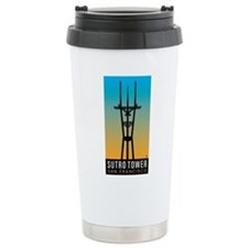 Cute San francisco souvenirs Travel Mug