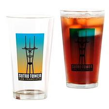 Cute San francisco souvenirs Drinking Glass