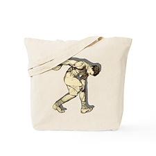 Discus Thrower Tote Bag