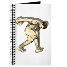 Discus Thrower Journal