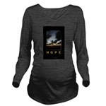 Hope Long Sleeve Maternity T-Shirt