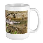 Merganser Family Mugs