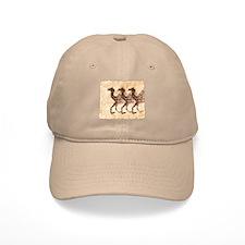 Three Camels Baseball Baseball Cap