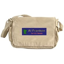 Al Franken Senate Messenger Bag