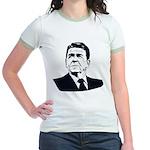 Strk3 Ronald Reagan Jr. Ringer T-Shirt