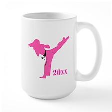 Kicker Girl Mug