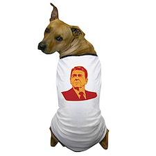 Strk3 Ronald Reagan Dog T-Shirt