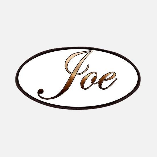 Joe Patches