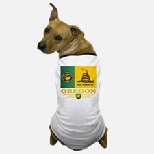 Oregon DTOM Dog T-Shirt