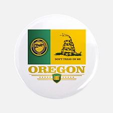 "Oregon DTOM 3.5"" Button"