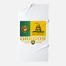 Oregon DTOM Beach Towel