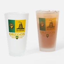 Oregon DTOM Drinking Glass