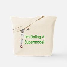 Date Supermodels Tote Bag
