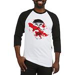 Blood Skull Baseball Jersey