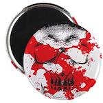 Blood Skull Magnet