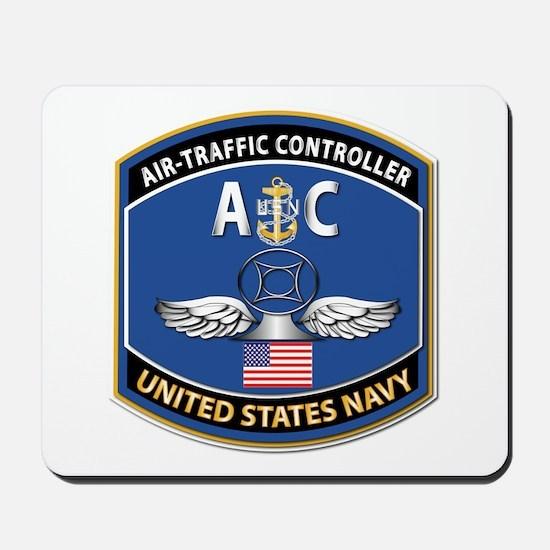 Air Traffic Controller - NEC Mousepad