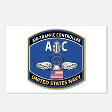 Air Traffic Controller - Postcards (Package of 8)