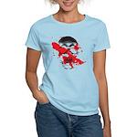 Blood Skull Women's Light T-Shirt