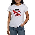 Blood Skull Women's T-Shirt